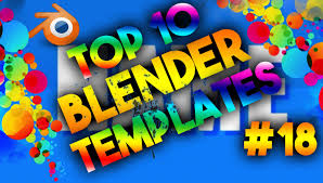 2d intro templates for blender top 10 best blender 2d intro templates 18 free downloads youtube