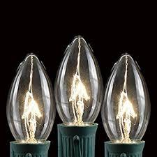 novelty lights 25 pack c9 outdoor string light