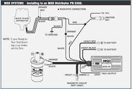 msd wiring diagram hei dogboi info