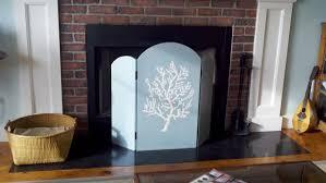 old fireplace screens u2014 interior home design how to make a