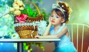 Little Girl Wallpaper Collection Of Cute Small Girls Wallpapers On