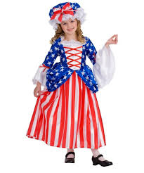 delux halloween costumes betsy ross costume kids costume deluxe halloween costume at