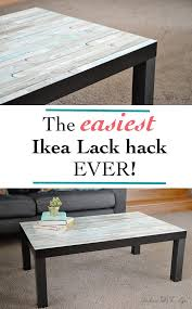 Ikea Storage Bench Hack Best 20 Lack Coffee Table Ideas On Pinterest Ikea Lack Hack