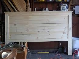 elegant king size wood headboard best ideas about wood headboard