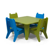 plastic table for kids plastic play table for indoor outdoor use loll designs