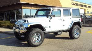 cj jeep lifted cascade 4wd four wheel drive projects