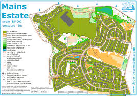 estate map clyde stag joint series race 5 16th may 2013 mains