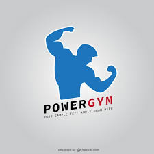 design free logo download fitness club logo vector free download