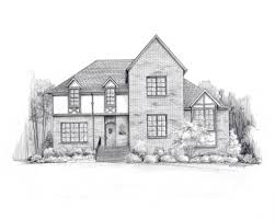 House Drawings by House Drawings In Pencil Drawing Pencil