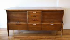 Heywood Wakefield China Cabinet Mid Century Modern Credenza And Desk By Heywood Wakefield Picked