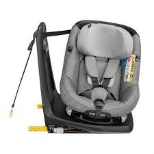 si e auto axiss bébé confort axissfix nomad black bybebé