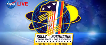 one year nasa mission launch watch live as soyuz takes off