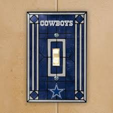 dallas cowboys table lamp neon lamp and night light