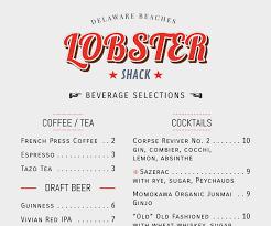 menu design imenupro help
