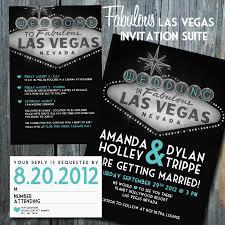 las vegas wedding invitations wedding invitations
