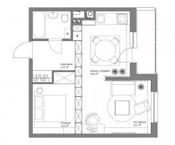 Sq Feet To Meter Living Small With Style 2 Beautiful Small Apartment Plans Under