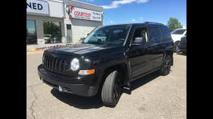 jeep commander vs patriot 2015 jeep patriot sport black courtesy chrysler youtube