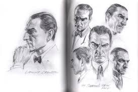 signed alex ross 2014 sdcc exclusive sketch book
