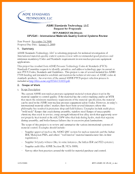 9 technical proposal example science resume