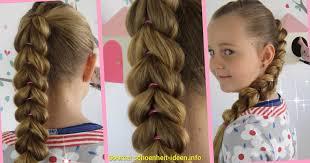 Einfache Zopf Frisuren F Lange Haare by Interessant Einfache Zöpfe Für Lange Haare Deltaclic