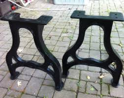 Cast Iron Bench Legs Manufacturers Iron Table Legs Etsy
