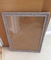 Large Shabby Chic Frame by Large Picture Frame Shabby Chic Rustic Country Style In