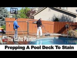 how to paint a pool deck acryla deck pool coating application
