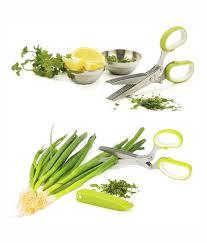 soi multifunction 5 blades scissors vegetable chopper paper
