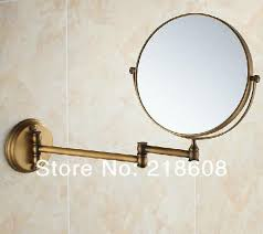 Bathroom Magnifying Mirror by Antique Bathroom Makeup Mirror With Frame 8
