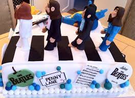 british beatles fan club cakes u0027beatle u0027 birthday remember