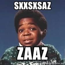 Gary Coleman Meme - sxxsxsaz zaaz gary coleman meme meme generator