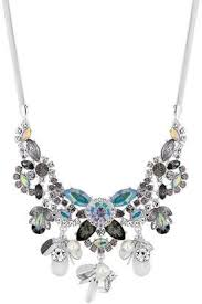 coloured statement necklace images Multi coloured statement necklace shopstyle uk jpg
