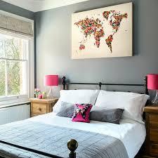 peinture chambre adulte 1001 conseils et idées pour une chambre en et gris sublime