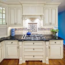 Kitchen With Cream Cabinets Ivory Fantasy Granite With White Cabinets Cream Cabinets White