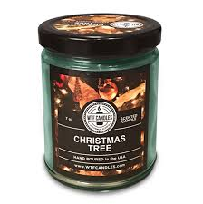 tree scented uncommon scents candle