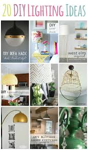 225 best lighting diy u0026 ideas images on pinterest night lamps