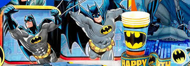 batman party supplies batman party supplies for kids birthday party themes at mtrade