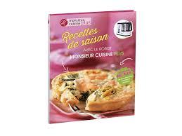 recettes cuisine plus livre de recettes monsieur cuisine plus lidl