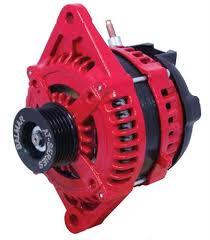 at series ultra high output marine alternator