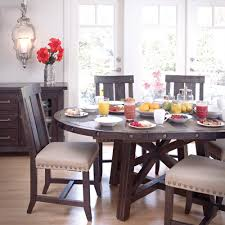 ironside ext dining table rnd cafe ironside dining urban barn 4
