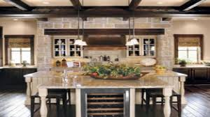 kitchen southern living kitchen design trend galley kitchen design