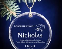 graduation ornament etsy