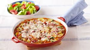 skillet vegetable u0027lasagna u0027 kraft recipes