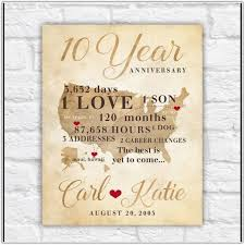 wedding anniversary gift ideas for him 10 yr wedding anniversary gift ideas for him wedding