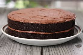 recipe for double layer chocolate cake food baskets recipes