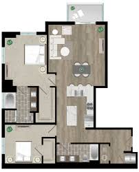 Two Bedroom Design Two Bedroom Apartment