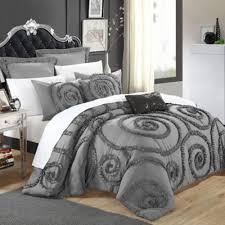 buy gray comforter sets from bed bath u0026 beyond