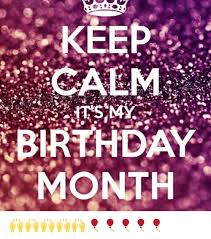 Keep Clam Meme - keep calm birthday month meme on me me