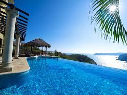 oceanfront villas las palmas huatulco beach vrbo