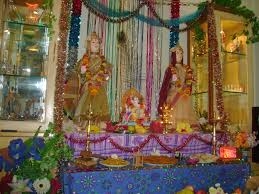 decoration themes for ganesh festival at home interior design creative decoration themes for ganesh festival